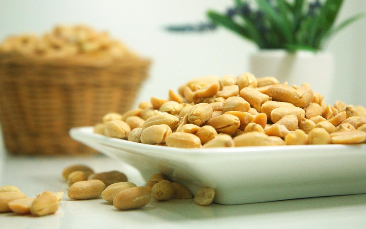 chutné arašídy