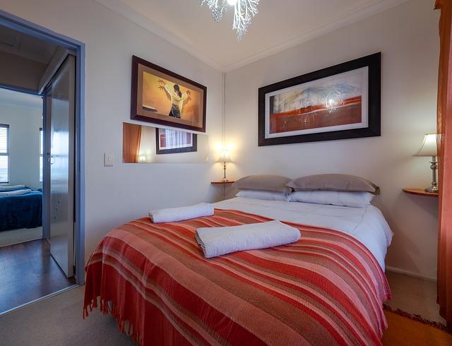 ložnice místnost