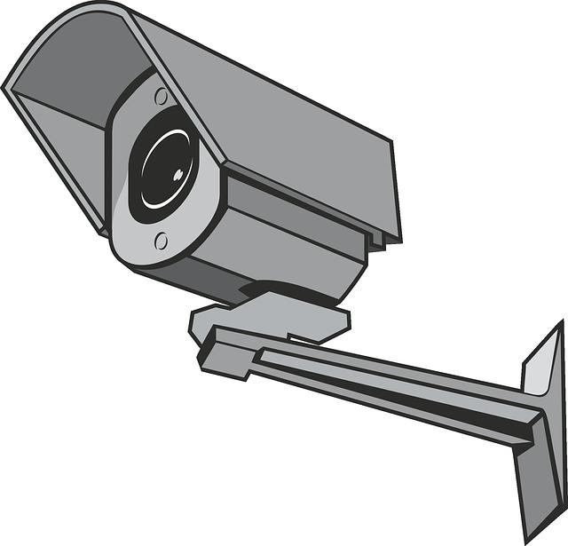 pouliční termokamera